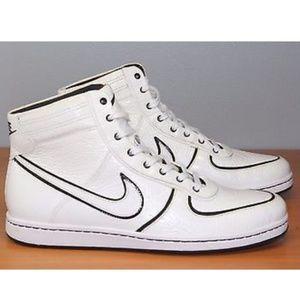 Nike vintage Wmns Air Scandal Mid DS White. Sz8
